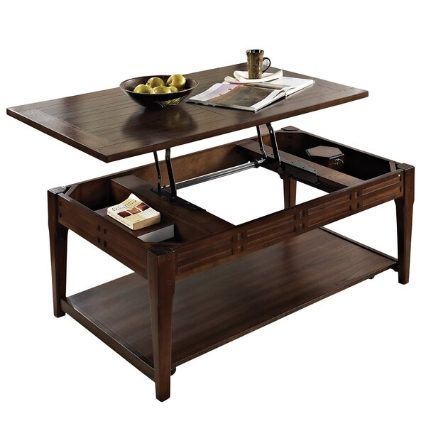 Riverside Coffee Table with Lift Top - Lift-Top Coffee Tables You'll Love Wayfair