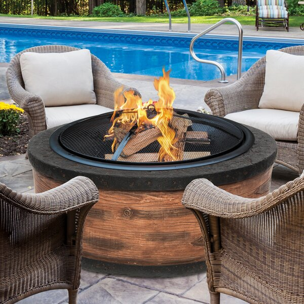 Outdoor Fireplaces You 39 Ll Love Wayfair