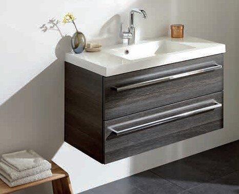 primabad 90 cm wandmontierter waschbeckenunterschrank limited edition. Black Bedroom Furniture Sets. Home Design Ideas