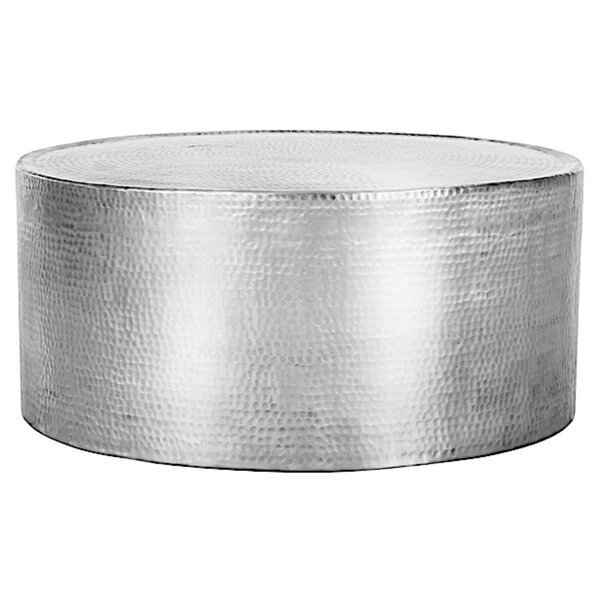 Lyric Hammered Coffee Table - Fashion N You Lyric Hammered Coffee Table Wayfair