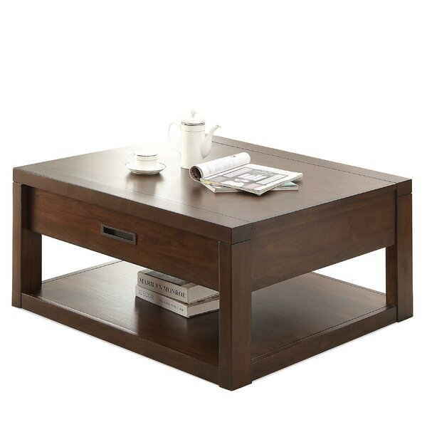 Lancaster Coffee Table - Square Coffee Tables You'll Love Wayfair