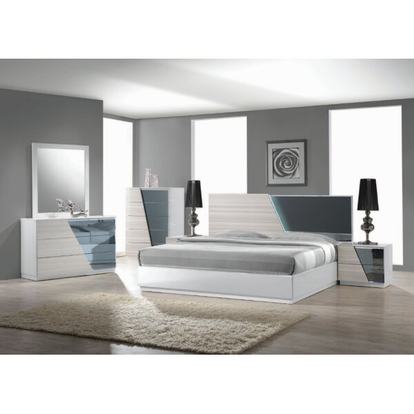 ModernContemporary Bedroom SetsAllModern