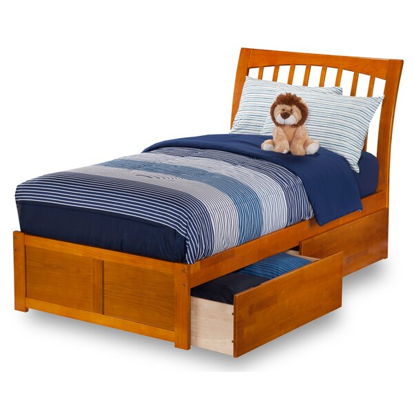 extra long twin kids beds youll love wayfair