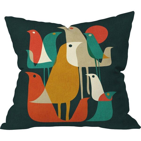 Modern Outdoor Pillows Allmodern