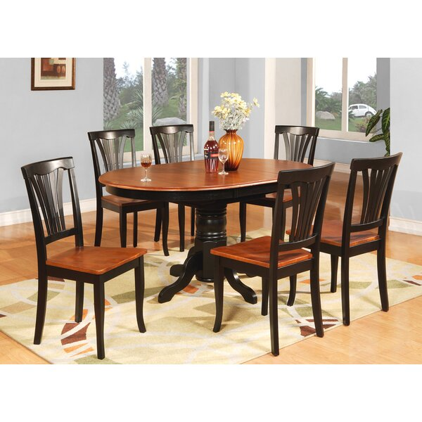 Pedestal Kitchen & Dining Room Sets You'Ll Love | Wayfair