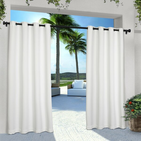 Door Curtains all weather outdoor curtains : Outdoor Curtains You'll Love | Wayfair