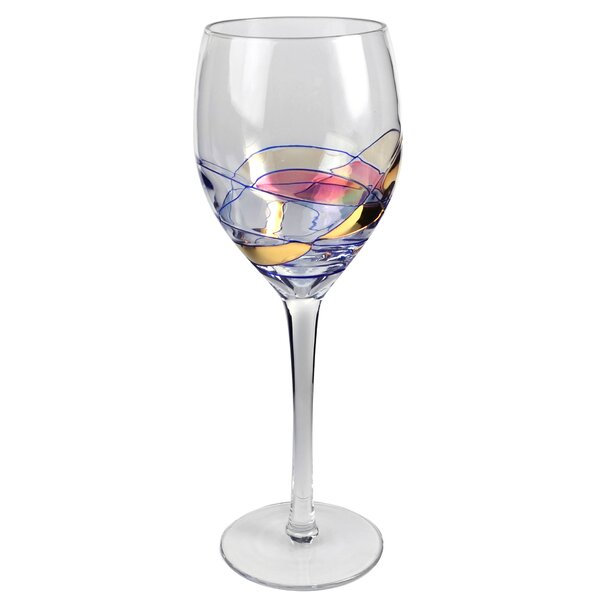 Artland Helios White Wine Glass  Reviews  Wayfair