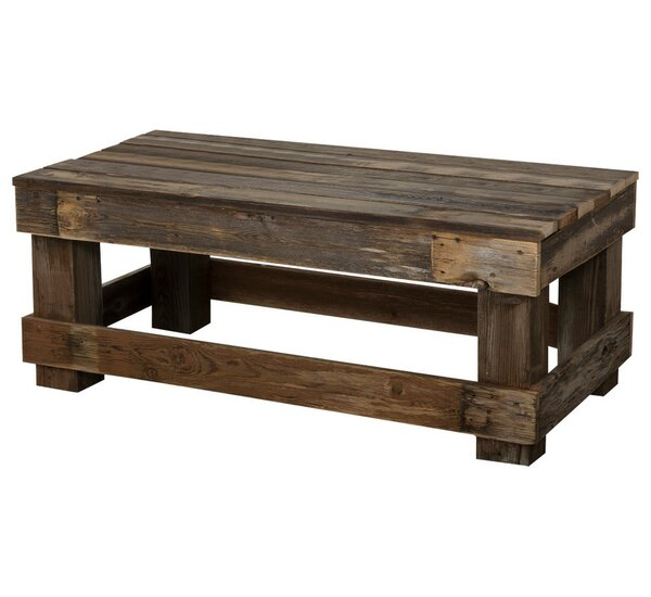 QUICK VIEW. Coffee Table - Reclaimed Wood Coffee Tables You'll Love Wayfair