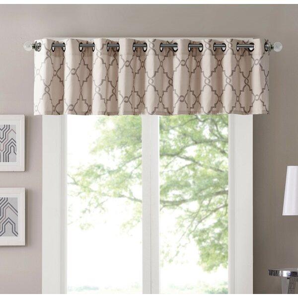 Kitchen Cabinet Valance: Window Valances, Café & Kitchen Curtains You'll Love