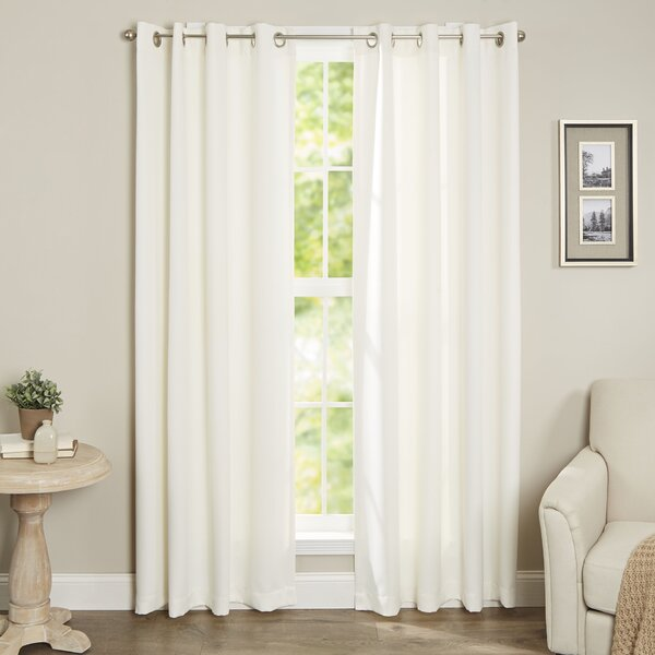 Curtains Ideas blackout panels for curtains : Blackout Curtains & Drapes You'll Love | Wayfair