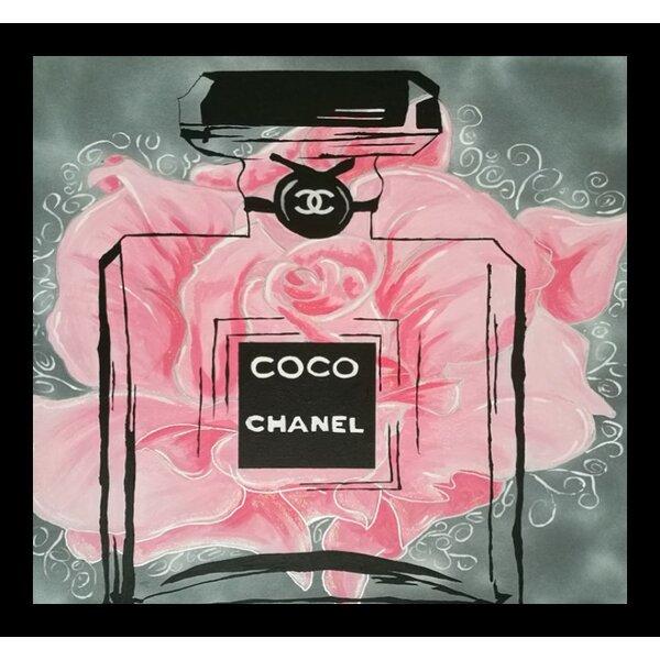 Coco Chanel Wall Art Wayfair