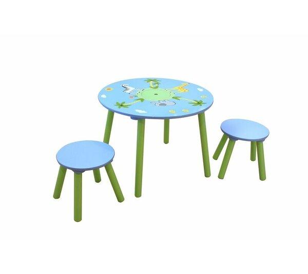 liberty house toys 3 tlg kinder tisch und stuhl set. Black Bedroom Furniture Sets. Home Design Ideas