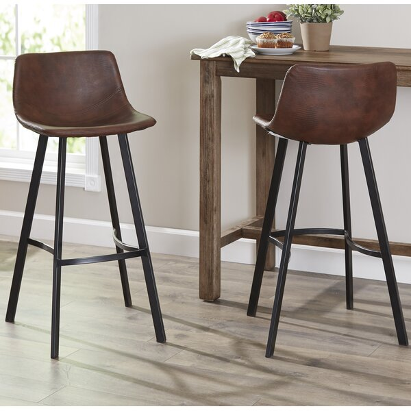 Mary Kate 30 Quot Bar Stool Amp Reviews Birch Lane