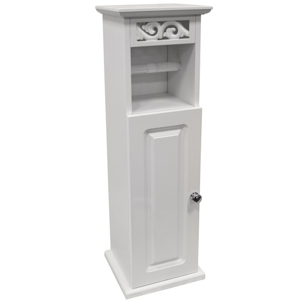Wayfair Free Standing Kitchen Cabinets: DCor Design Scroll 20 X 64cm Free Standing Bathroom