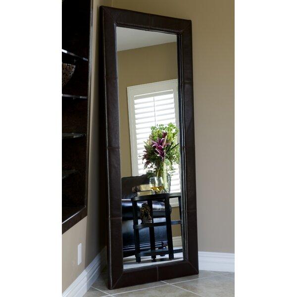 - Latitude Run Rectangle Wood Floor Mirror & Reviews Wayfair