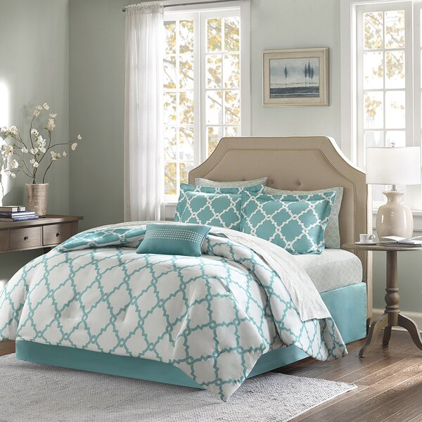 Mercer41 Whitney Reversible Comforter Set Amp Reviews Wayfair