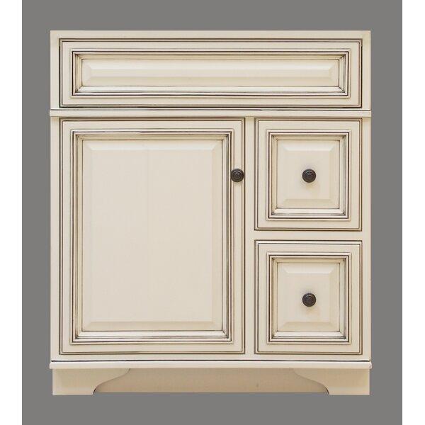 "Sunnywood Kitchen Cabinets: Sunny Wood Sanibel 30"" Bathroom Vanity Base & Reviews"
