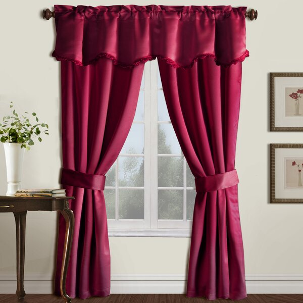 Drapes & Valance Sets You'll Love | Wayfair
