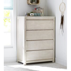 Indio 4 Drawer Chest by Wendy Bellissimo by LC Kids