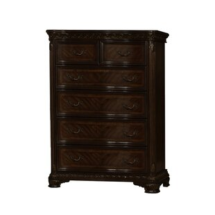 Dark Walnut Dresser Wayfair