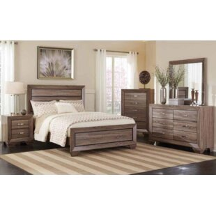 Attractive Larabee Panel Configurable Bedroom Set