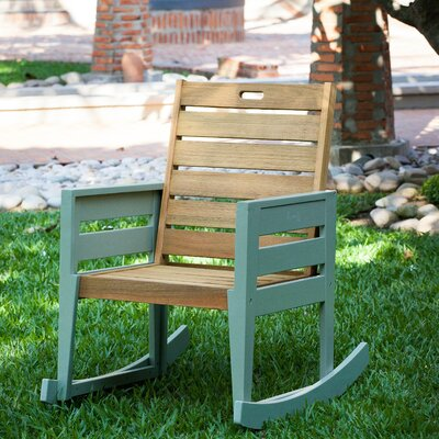 garden rocking chairs you 39 ll love. Black Bedroom Furniture Sets. Home Design Ideas