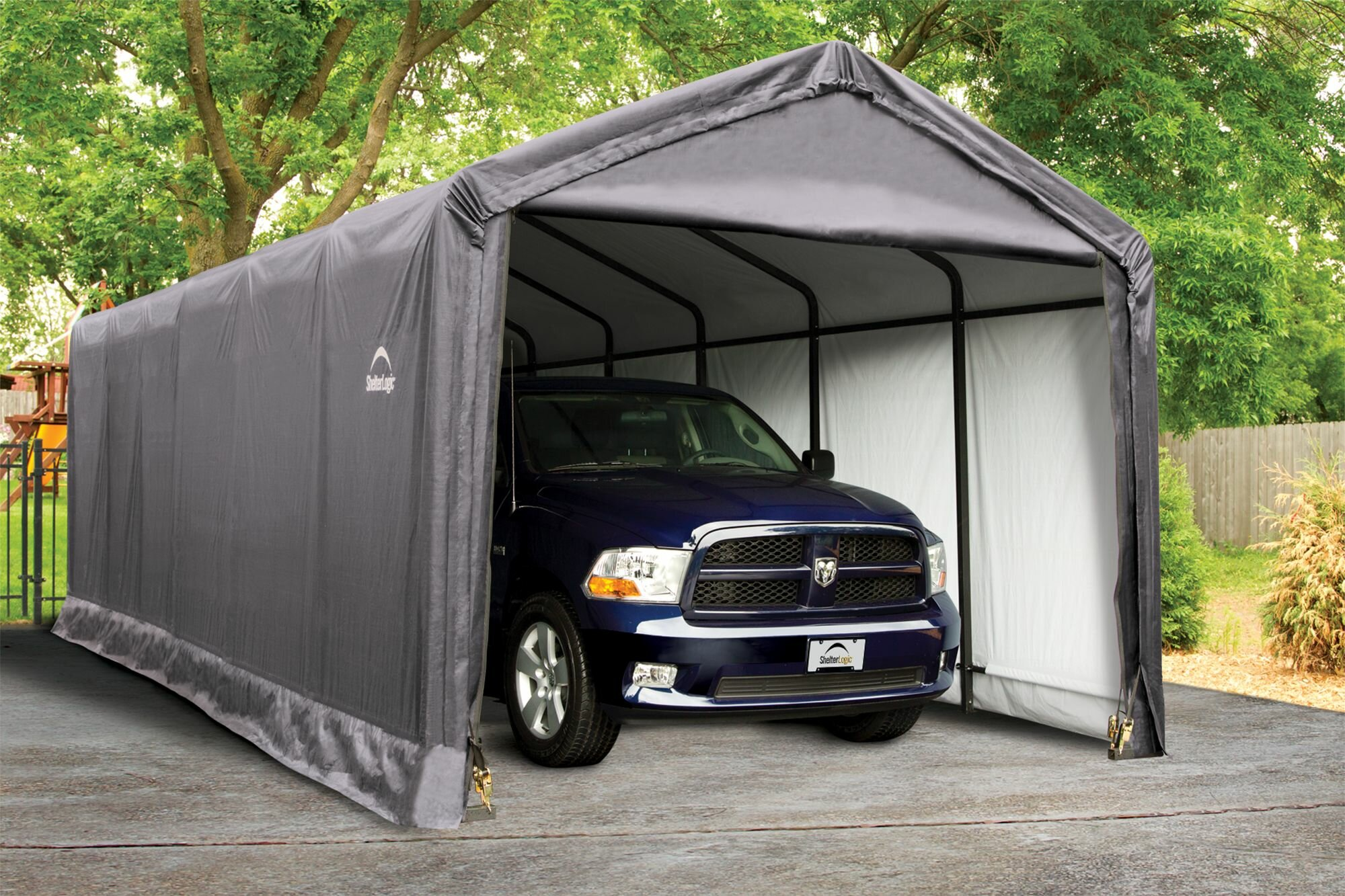 canopy using have shade shelter replacement shelterlogic menards portable ap in supply temporary idea best for a cover max garage tractor sun box tents outdoor