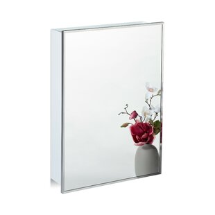 41 x 45cm Mirrored Cabinet by Symple Stuff
