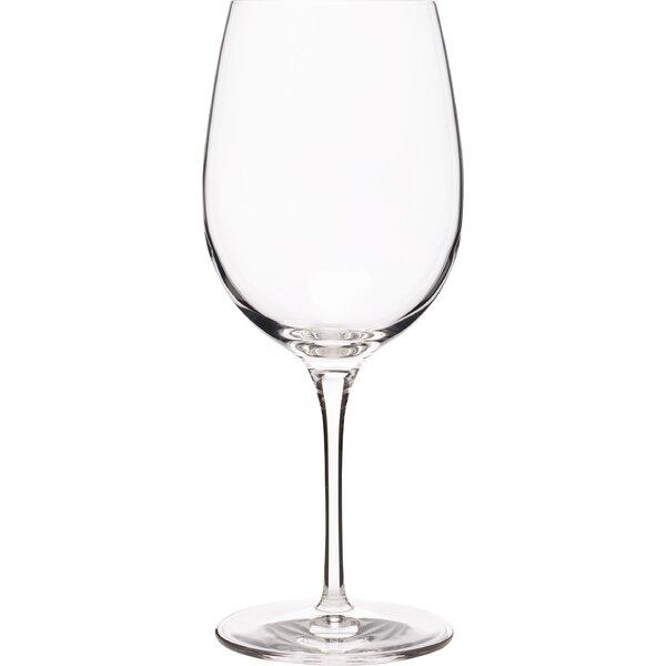 luigi bormioli crescendo 20 oz crystal stemmed wine glass reviews