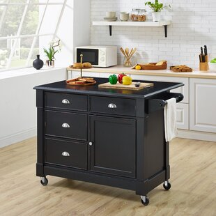 Drawers Kitchen Carts (Portable) Kitchen Islands & Carts You ...