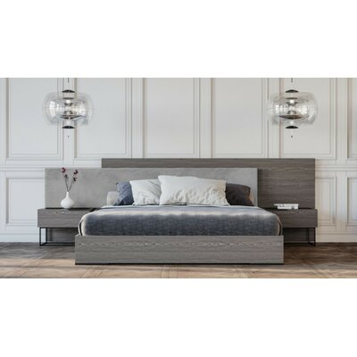 Mercury Row Muldowney Platform 3 Piece Bedroom Set