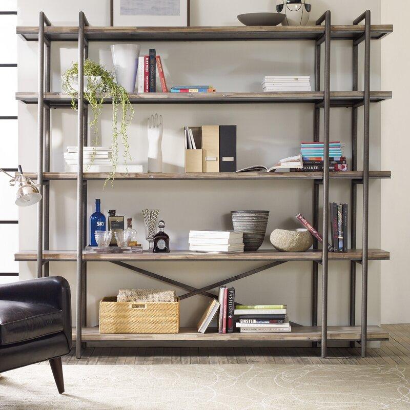 Hooker Furniture Studio Etagere Bookcase & Reviews | Wayfair