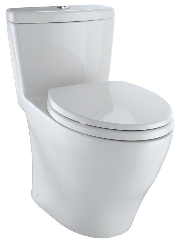 AquiaR 16 GPF Elongated One Piece Toilet