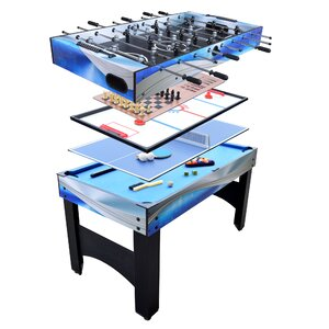 Matrix 7-in-1 Multi-Game Table