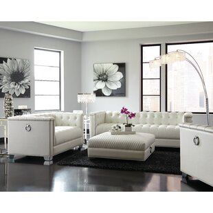 Charmant Surakarta Configurable Living Room Set