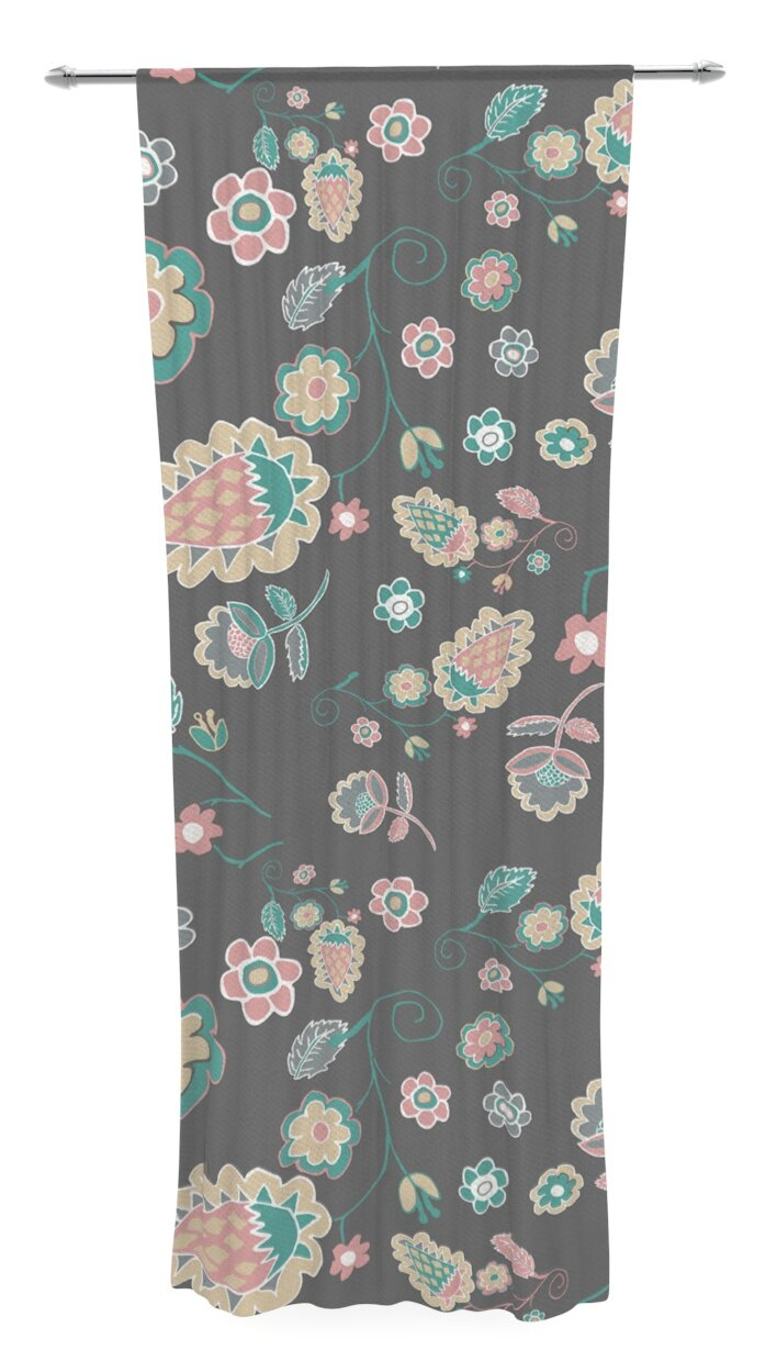 East Urban Home Cute Winter Floral By Nika Martinez Nature Floral