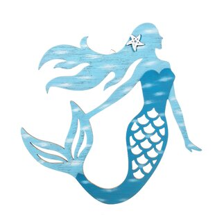 Mermaid Wall Décor