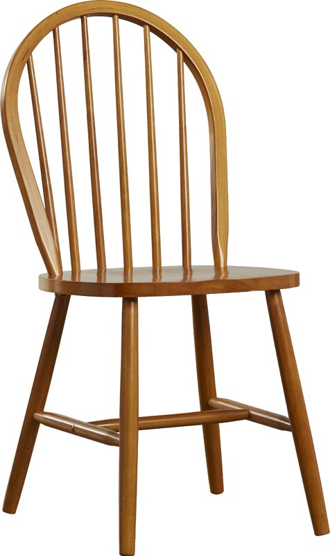 maguire solid wood dining chair - Wooden Dining Chairs