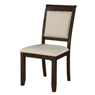 Clarkdale Upholstered Dining Chair (Set of 2)