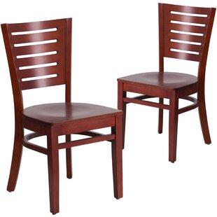Lauren Solid Wood Dining Chair (Set of 2)
