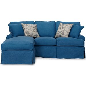 Coral Gables Reversible Sleeper Sectional  sc 1 st  Wayfair : turquoise sectional sofa - Sectionals, Sofas & Couches