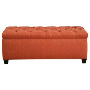 Roessler Upholstered Storage Bench