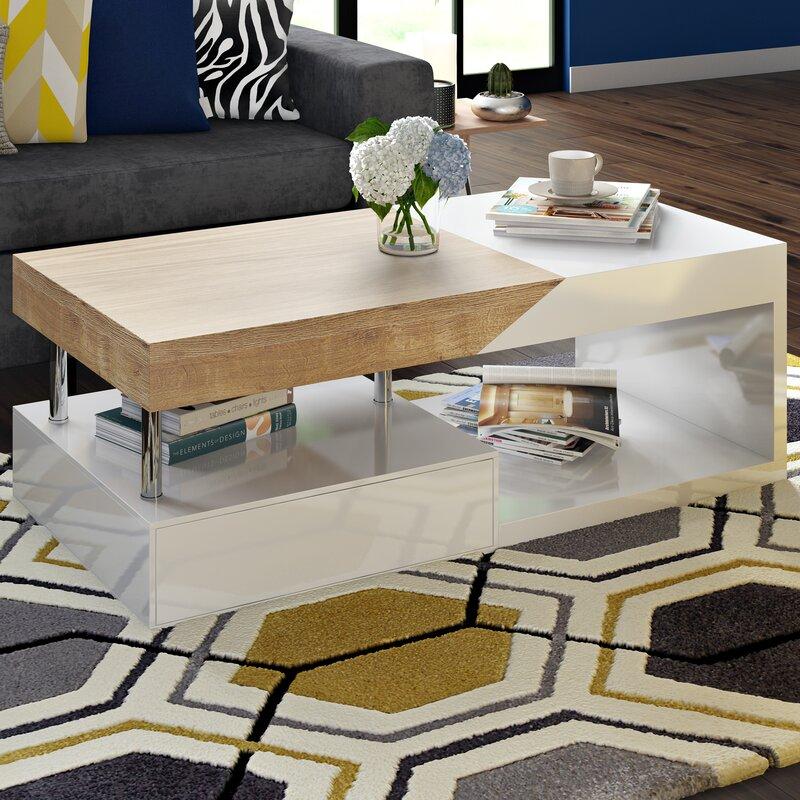 perspections couchtisch earthcott green mit stauraum bewertungen. Black Bedroom Furniture Sets. Home Design Ideas