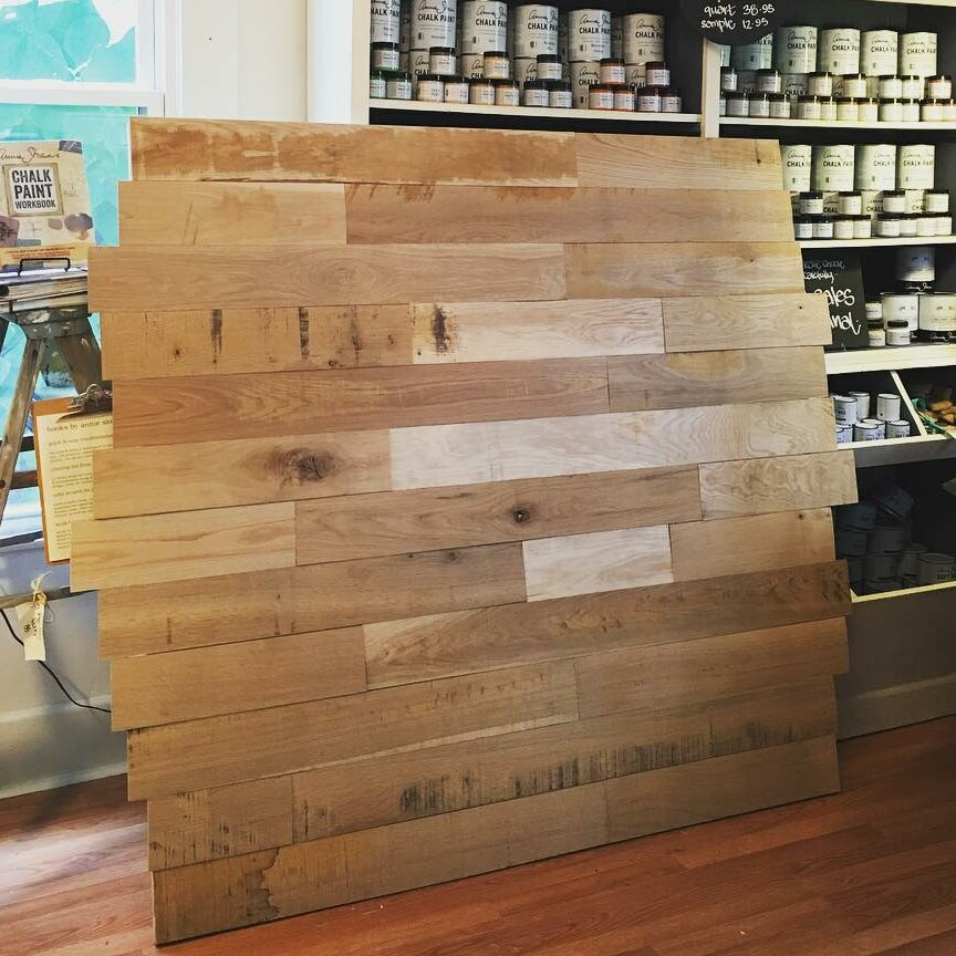 Rustick Wall Co 60 Reclaimed Wood Wall Paneling In Natural