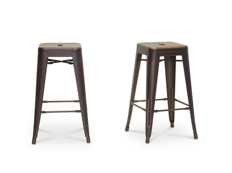 Excellent Mchaney 26 5 Bar Stool Beatyapartments Chair Design Images Beatyapartmentscom