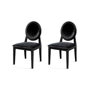 Janine Upholstered Dining Chair (Set of 2)