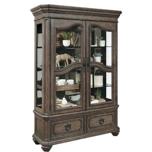 Lootens Lighted China Cabinet
