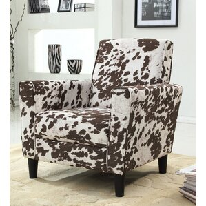 Cow Spot Armchair by Container