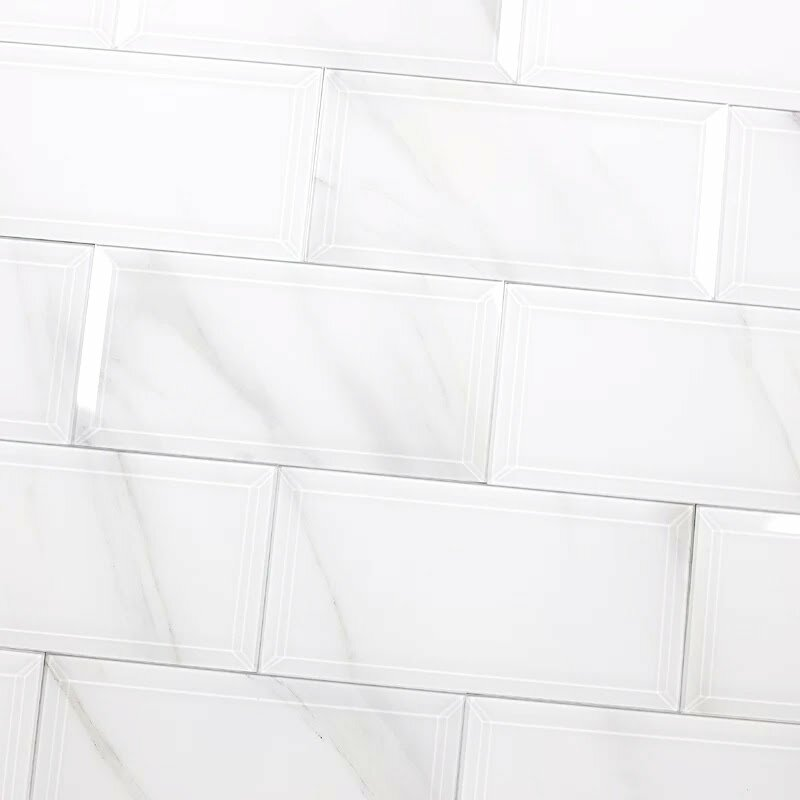 Beveled Subway Tile 4x8 Techieblogie Info