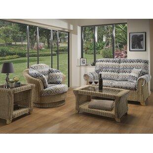 Beechwood 4 Piece Sofa Set by Beachcrest Home